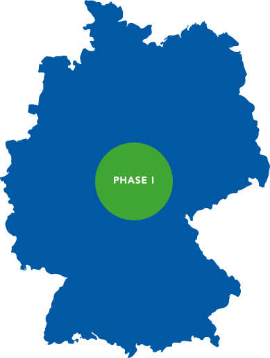 Phase I: Capacity Building in Germany