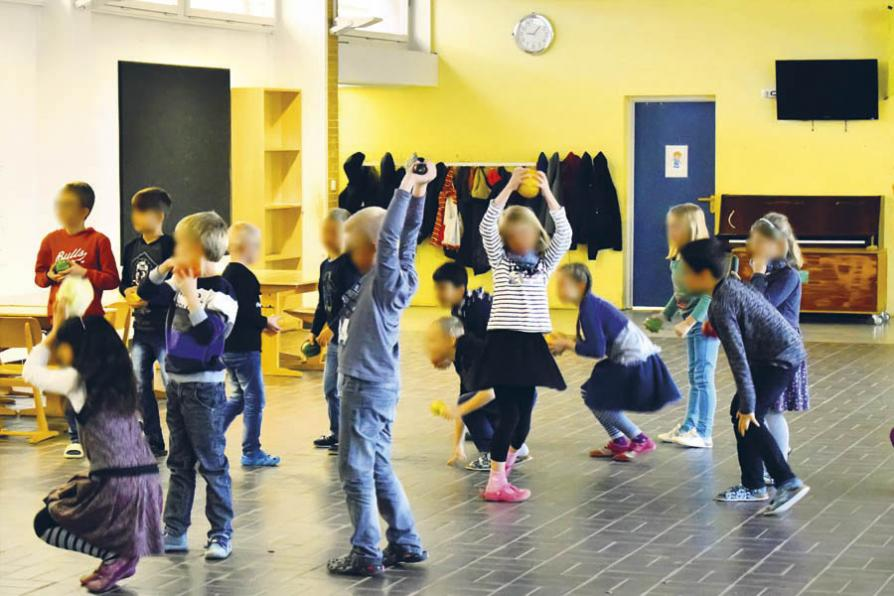 """Children Movement"" in Germany"